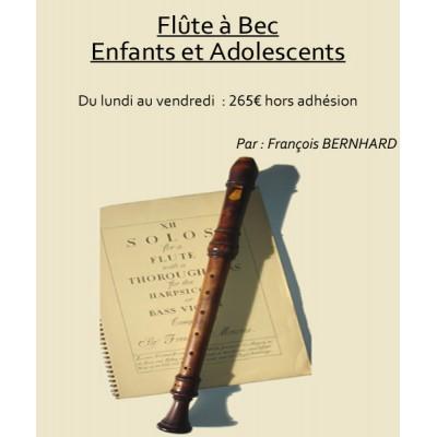 Flûte à Bec individuel - Ensemble
