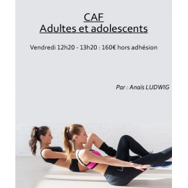 C.A.F. (Cuisses, Abdos, Fessiers)