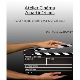 Cinéma (atelier)