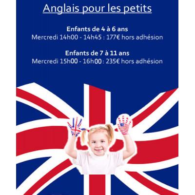 Anglais pour les petits