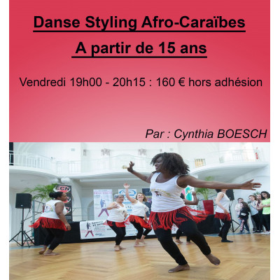 Danse Styling Afro Caraïbes