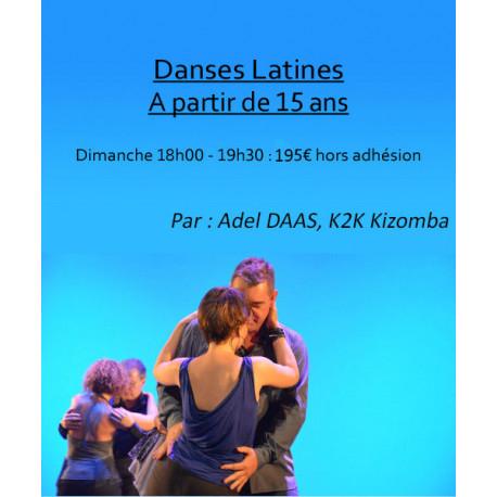 Danses Latines (salsa, bachata, kizomba)